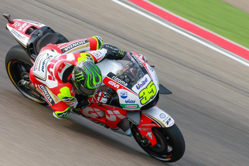 Cal Crutchlow, LCR Honda, Gran Premio Movistar de Aragón
