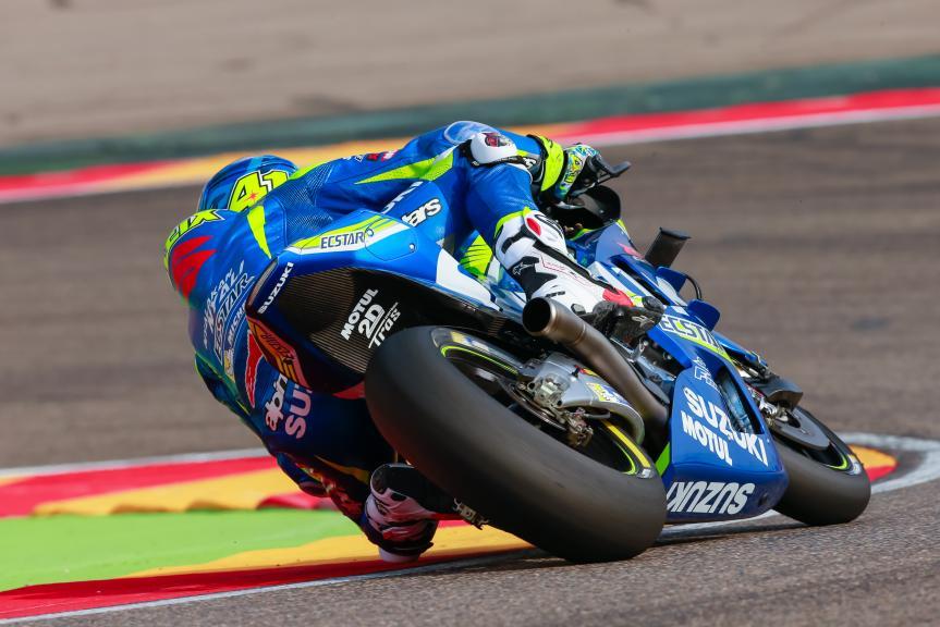 Aleix Espargaro, Team SUZUKI ECSTAR, Gran Premio Movistar de Aragón