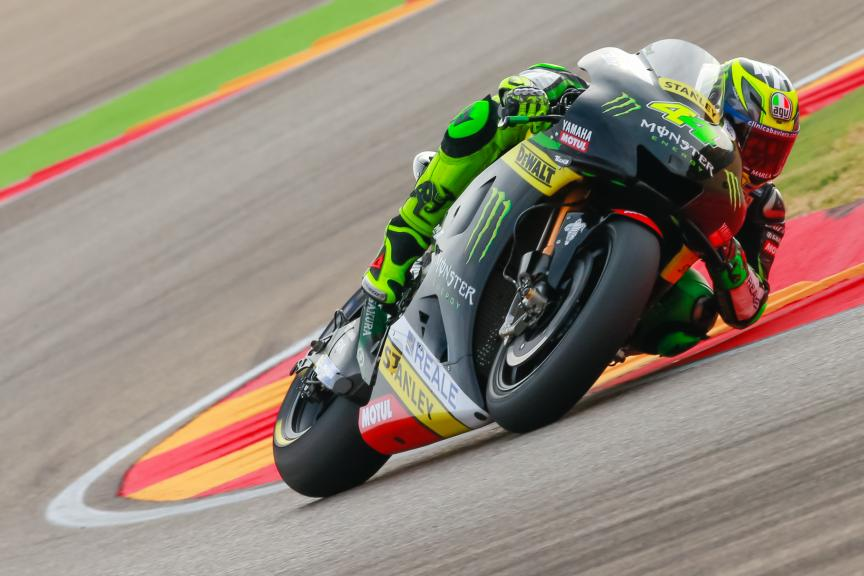 Pol Espargaro, Monster Yamaha Tech 3, Gran Premio Movistar de Aragón