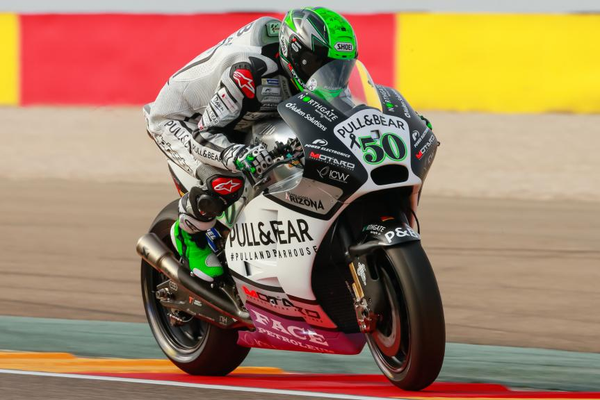 Eugene Laverty, Pull&Bear Aspar Team, Gran Premio Movistar de Aragón