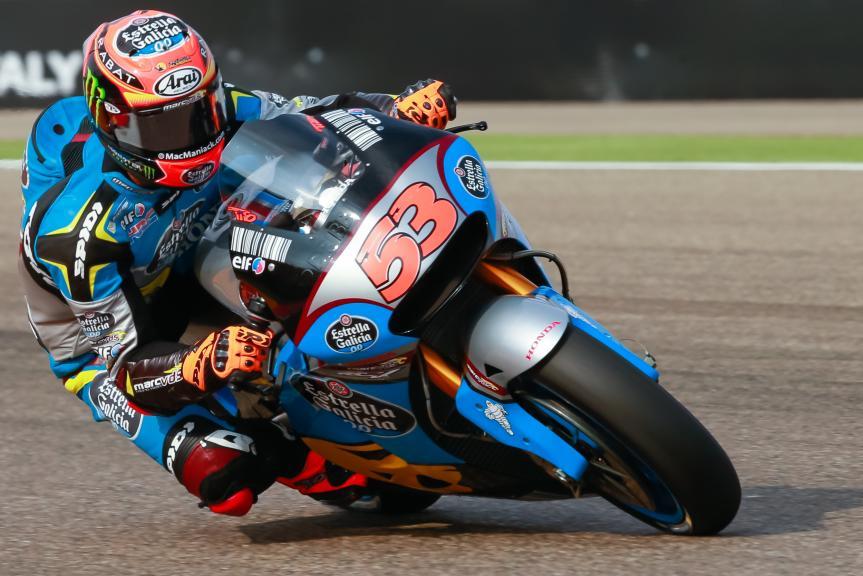 Tito Rabat, Estrella Galicia 0,0 Marc VDS, Gran Premio Movistar de Aragón