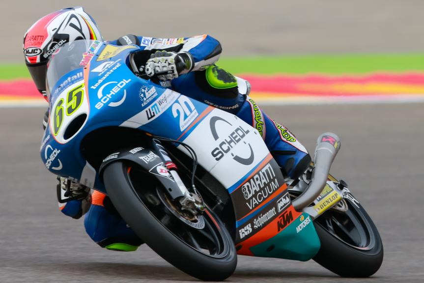 Philipp Oettl, Schedl GP Racing, Gran Premio Movistar de Aragón