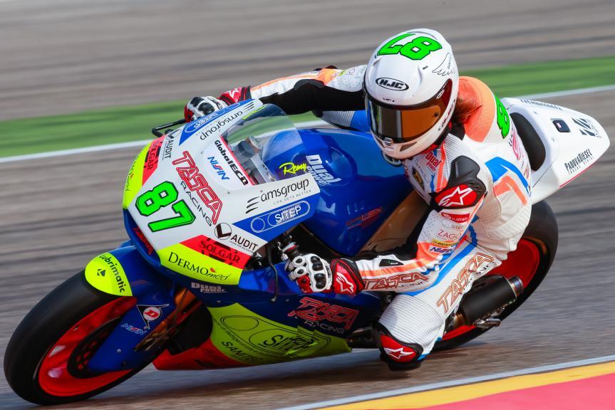 Remy Gardner, Tasca Racing Scuderia, Gran Premio Movistar de Aragón