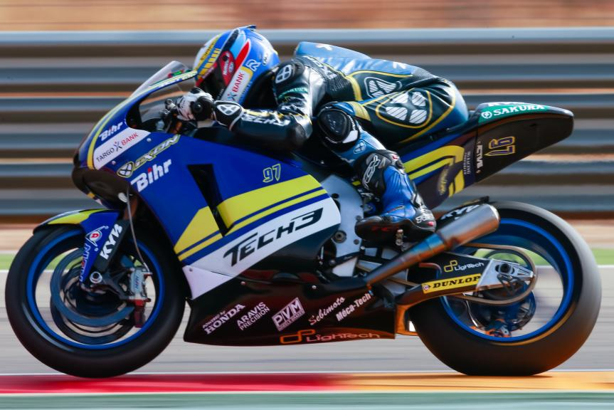 Xavi Vierge, Tech 3 Racing, Gran Premio Movistar de Aragón