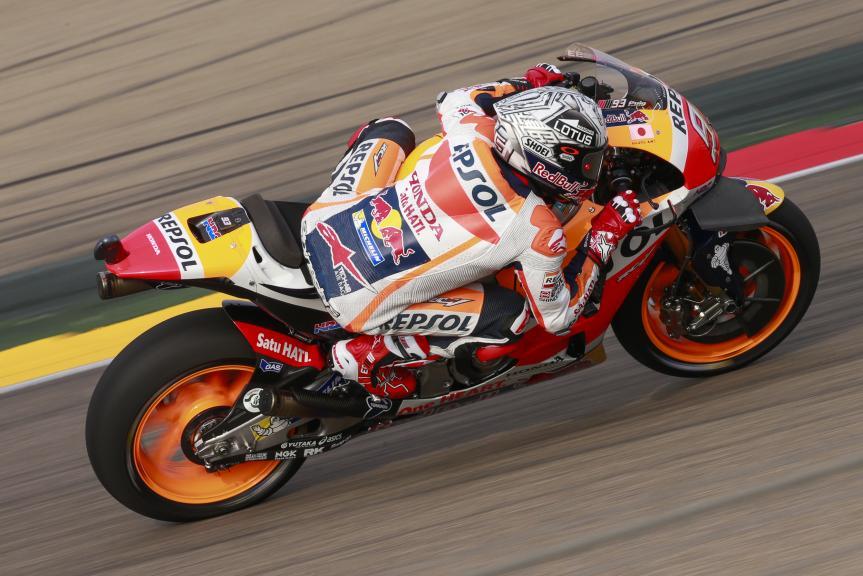 Marc Marquez, Repsol Honda Team, Gran Premio Movistar de Aragon