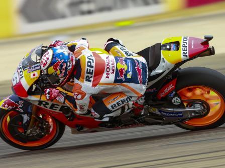 MotoGP, Free Practice, Gran Premio Movistar de Aragón