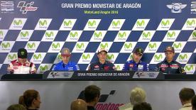 I piloti più veloci commentano i loro risultati nelle qualifiche al MotorLand.