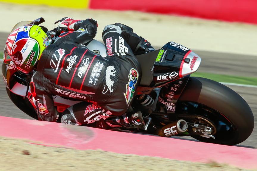 Johann Zarco, Ajo Motorsport, Gran Premio Movistar de Aragón
