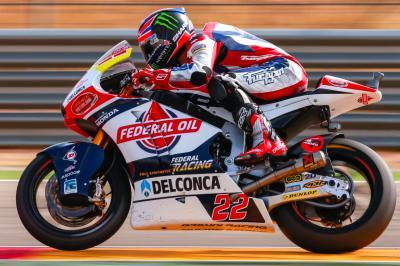 Sam Lowes firma la pole position de Moto2™