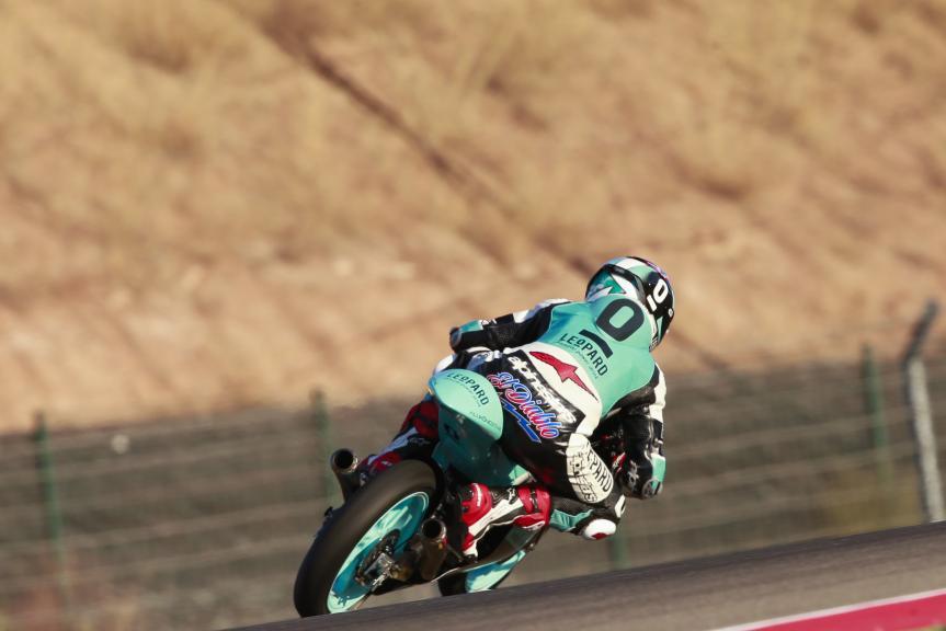 Fabio Quartararo, Leopard Racing, Gran Premio Movistar de Aragón