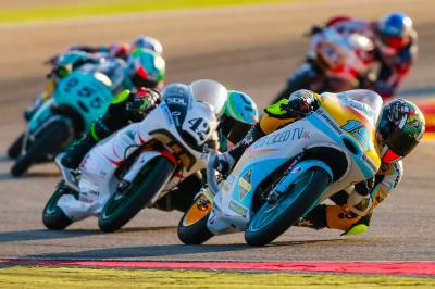 #AragonGP: Moto3™ Sunday Guide