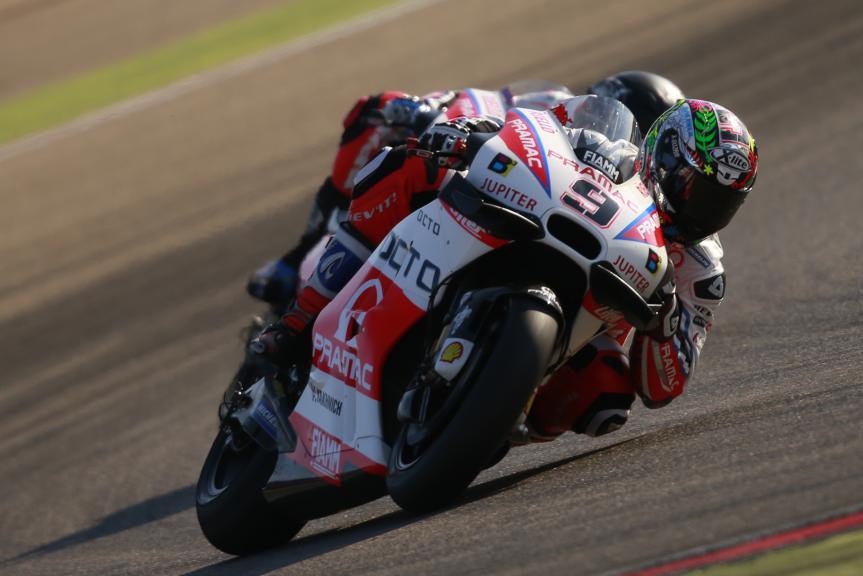 Danilo Petrucci, OCTO Pramac Yakhnich, Gran Premio Movistar de Aragón