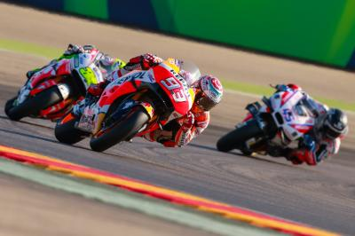 #AragonGP: MotoGP™ Sunday Guide