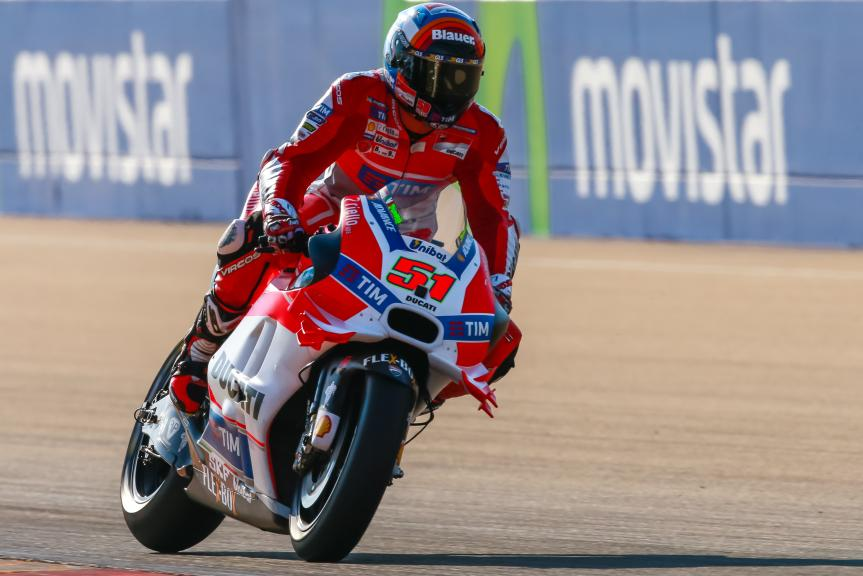 Michele Pirro, Ducati Team, Gran Premio Movistar de Aragón