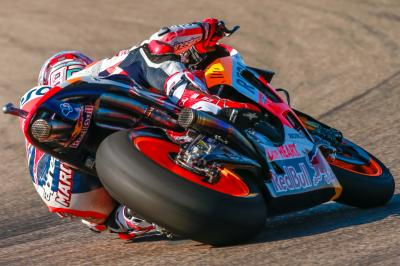 93 takes pole 64: Marquez unstoppable at MotorLand