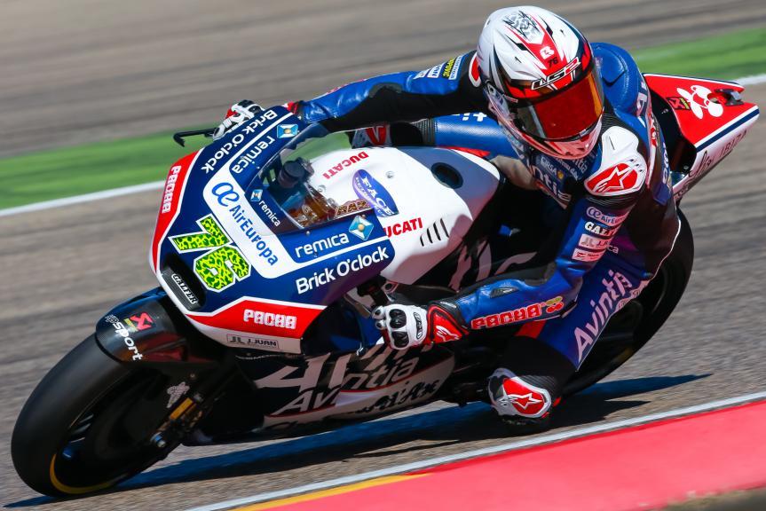 Loris Baz, Avintia Racing, Gran Premio Movistar de Aragón