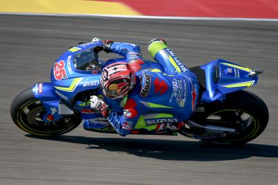 Viñales aiming for Aragon podium
