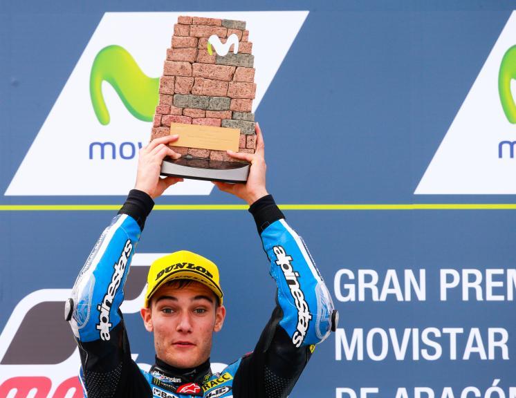 Jorge Navarro, Estrella Galicia 0,0, Gran Premio Movistar de Aragón