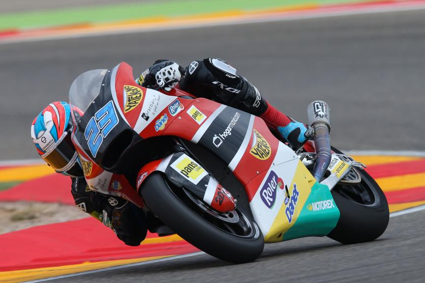 Marcel Schrotter, AGR Team, Gran Premio Movistar de Aragón