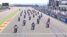 The full race session of the Moto2™ World Championship at the #AragonGP.