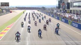 The full race session of the Moto3™ World Championship at the #AragonGP.