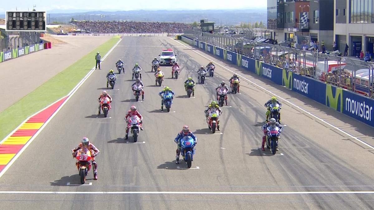 #AragonGP: MotoGP™ Full Race   MotoGP™