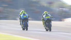 The full Warm Up session for the MotoGP™ World Championship at the #AragonGP