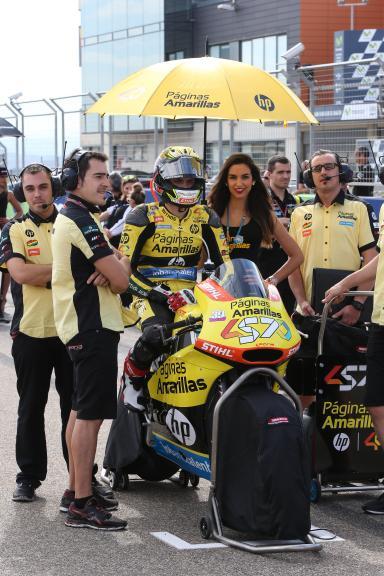 Edgar Pons, Paginas Amarillas HP 40, Gran Premio Movistar de Aragón