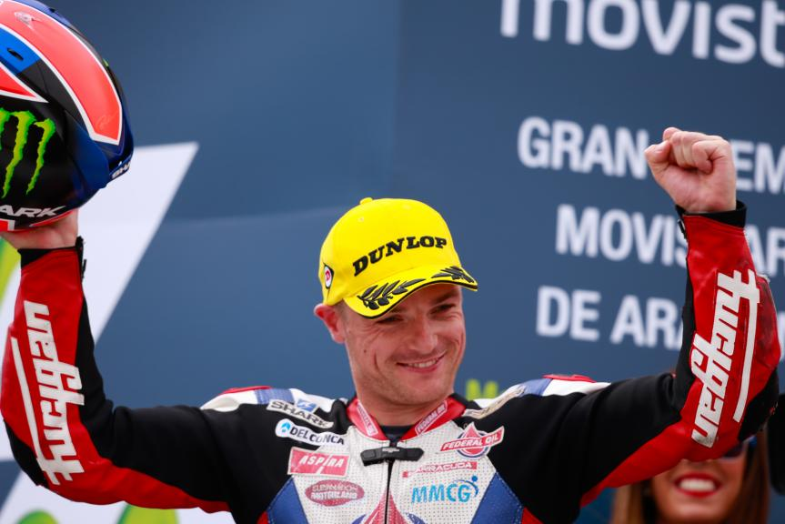 Sam Lowes, Federal Oil Gresini Moto2, Gran Premio Movistar de Aragón