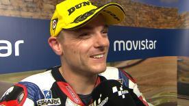 Sam Lowes vince ad Aragon e guadagna in campionato.