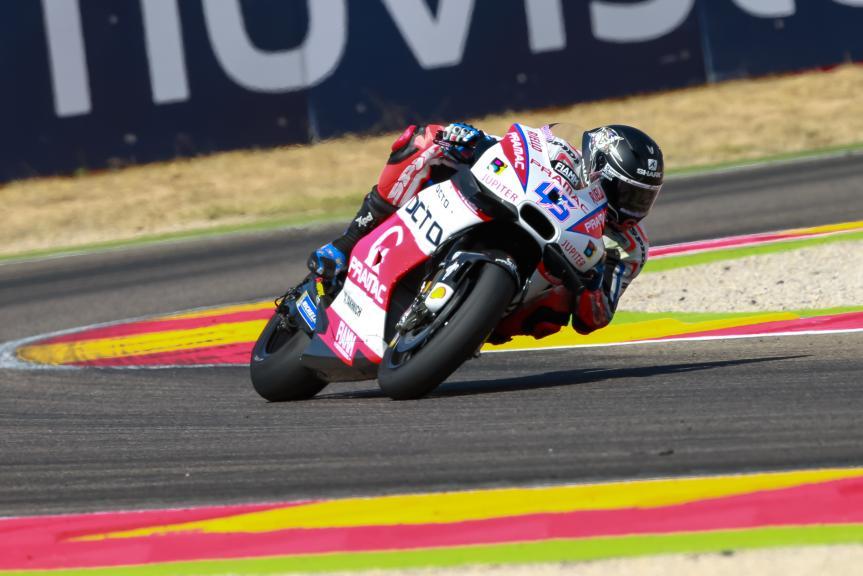 Scott Redding, OCTO Pramac Yakhnich, Gran Premio Movistar de Aragón
