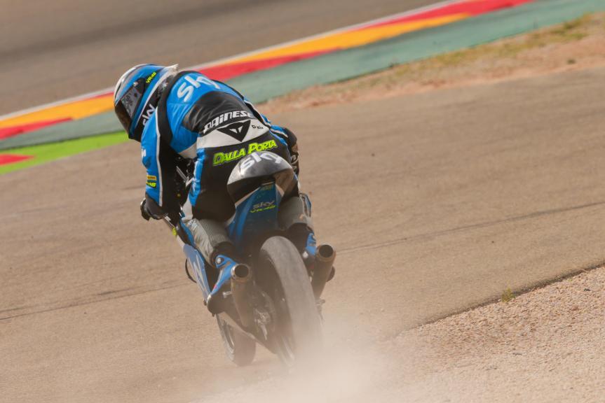 Lorenzo Dalla Porta, SKY Racing Team VR46, Gran Premio Movistar de Aragón