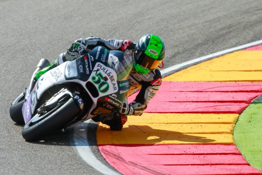 Eugene Laverty, Pull&Bear Aspar Team, Gran Premio Movistar de Aragón