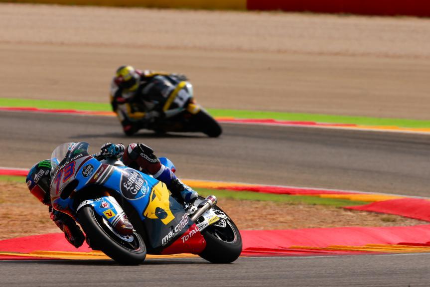Alex Marquez, Estrella Galicia 0,0 Marc VDS, Gran Premio Movistar de Aragón