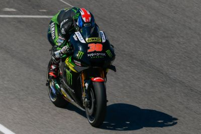 Good news from @Tech3Racing that @BradleySmith38 will be back in