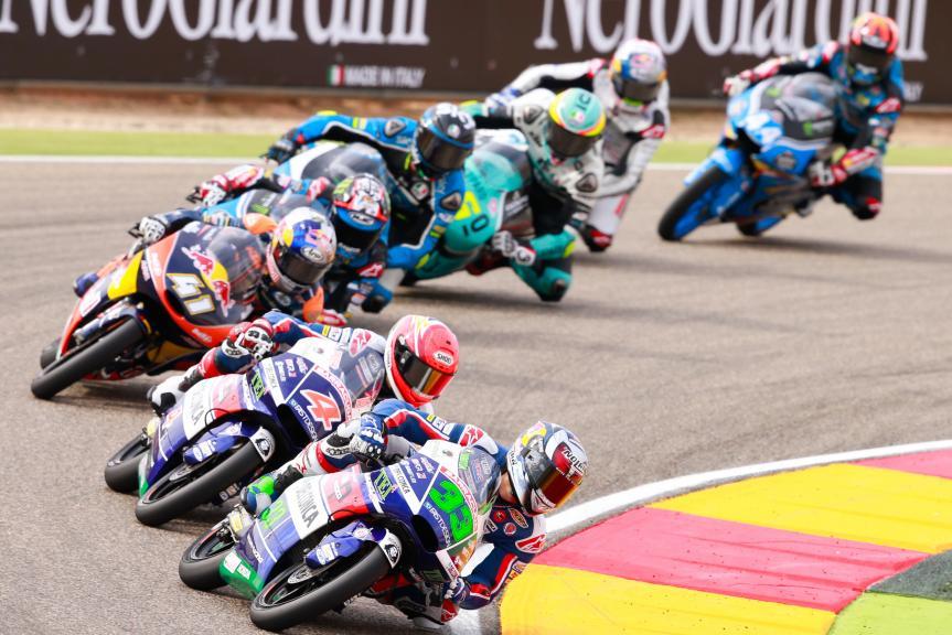 Moto3, Gran Premio Movistar de Aragón