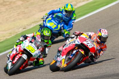 Pedrosa: «La moto no ha aguantado»