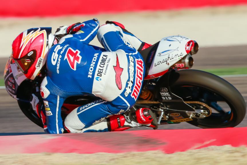 Fabio Di Giannantonio, Gresini Racing Moto3, Gran Premio Movistar de Aragón