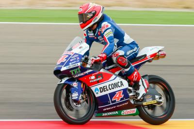 Binder first in the 1:59s ahead of MotorLand title chance