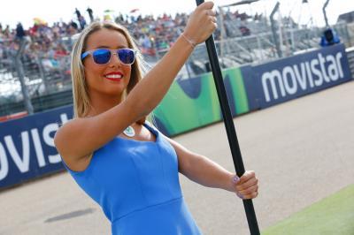 Paddock Girls #AragonGP