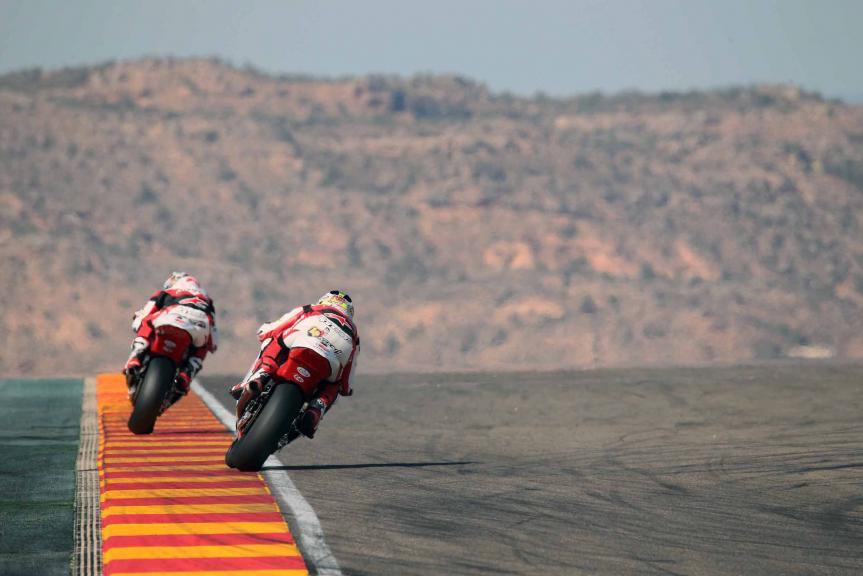 Ratthapark Wilairot, IDEMITSU Honda Team Asia, Gran Premio Movistar de Aragón