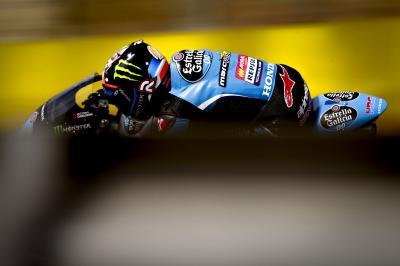 Derniers essais avant la tournée outre-mer pour le Moto3™