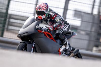 Moto2™ se pone a punto en Aragón