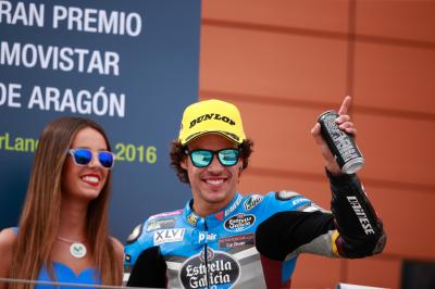 "Morbidelli: ""I had one chance…"""