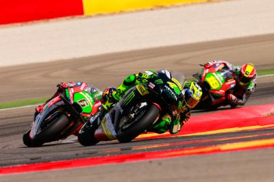 Pol Espargaro: 'I made a mistake at the beginning'