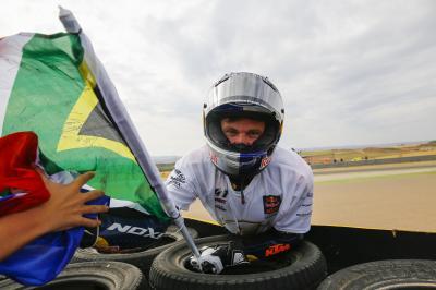 Brad Binder - Champion du Monde Moto3™