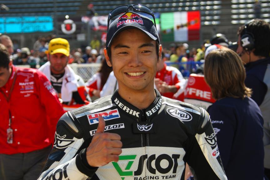 Hiroshi Aoyama, Motegi, 2009