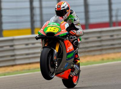 Bautista satisfied with MotorLand