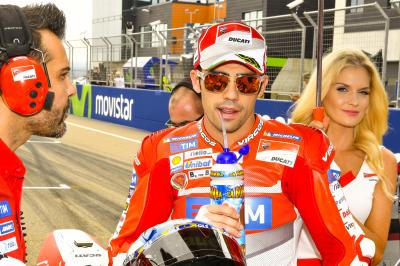 Pirro gives his verdict on MotorLand