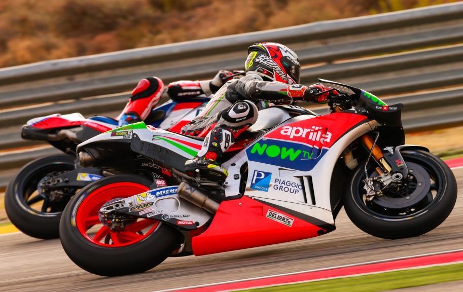 Stefan Bradl, Aprilia Racing Team Gresini, Gran Premio Movistar de Aragón